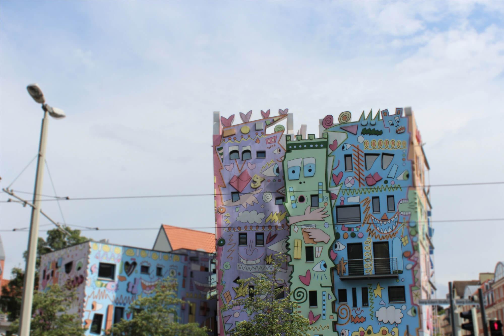 Rizzi-Haus Braunschweig