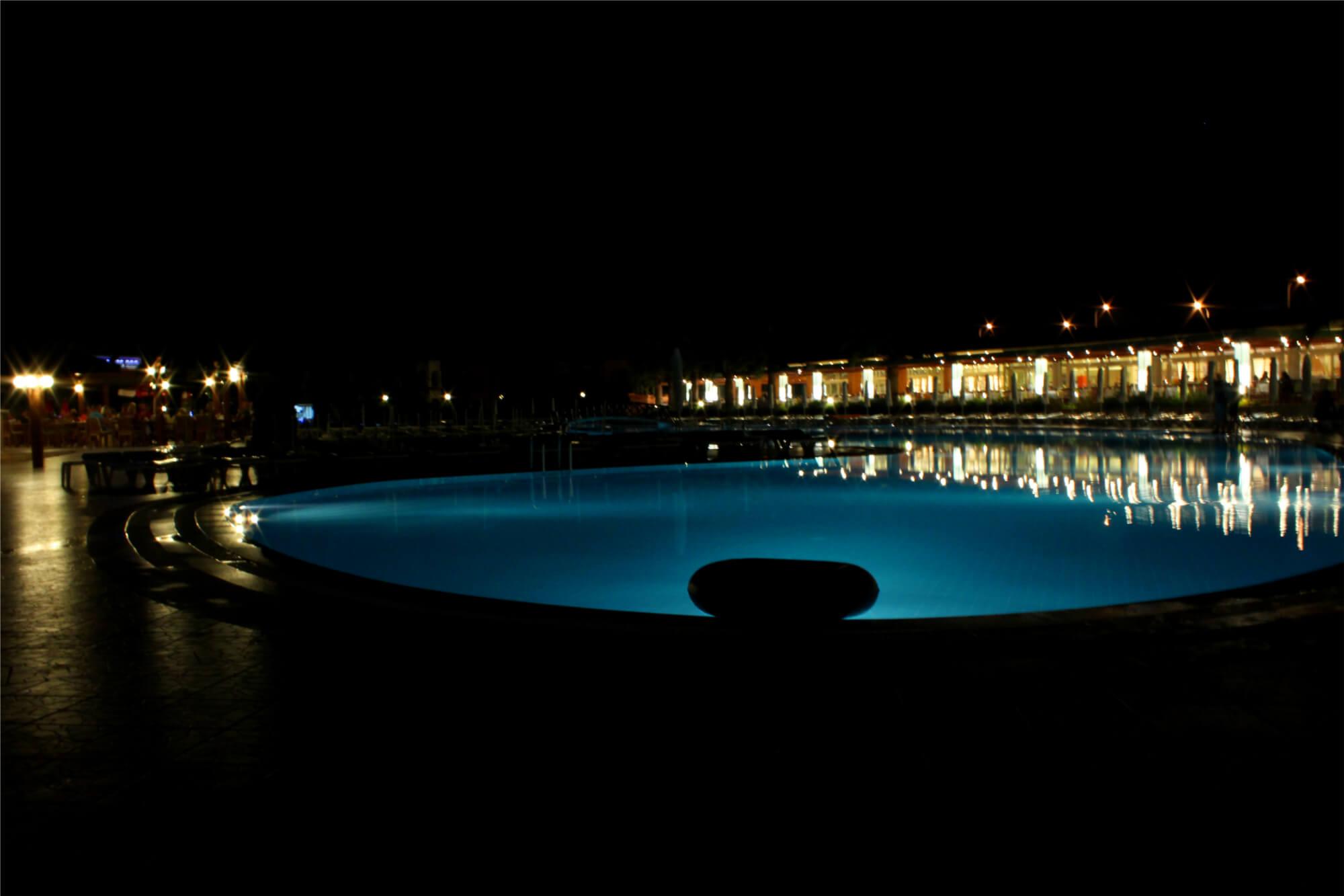 Einer von 3 Pools im Hotel