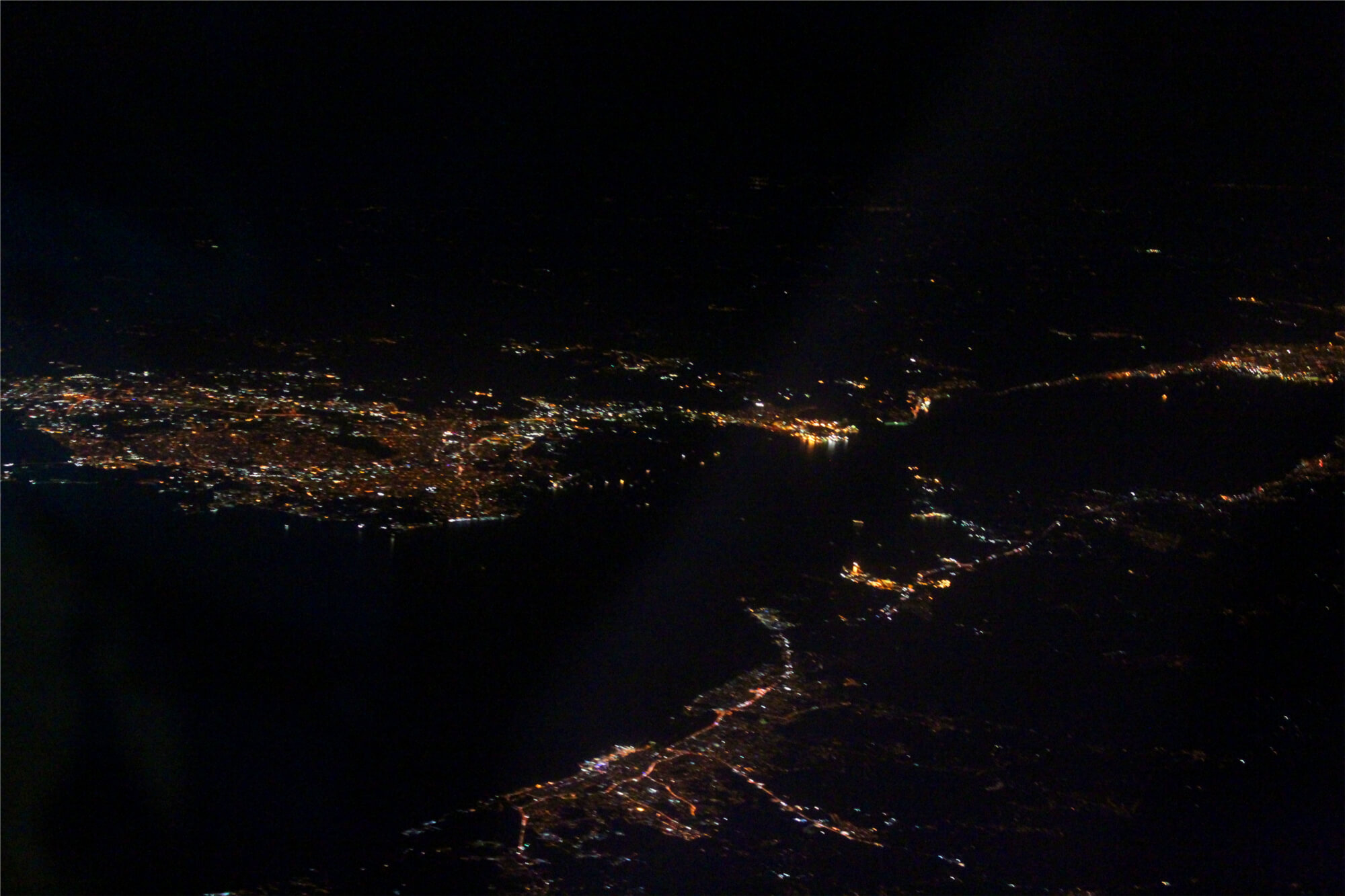 Nacht in Istanbul (Rückflug)