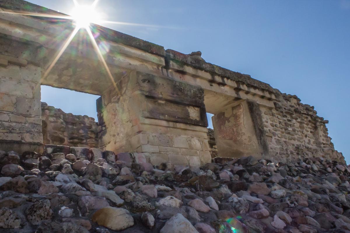 Tempel Mitla 1