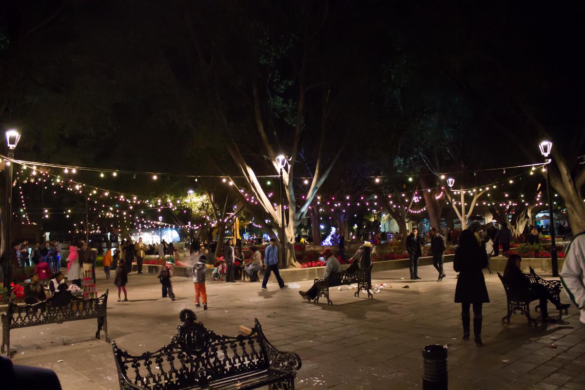 Navidad en Oaxaca