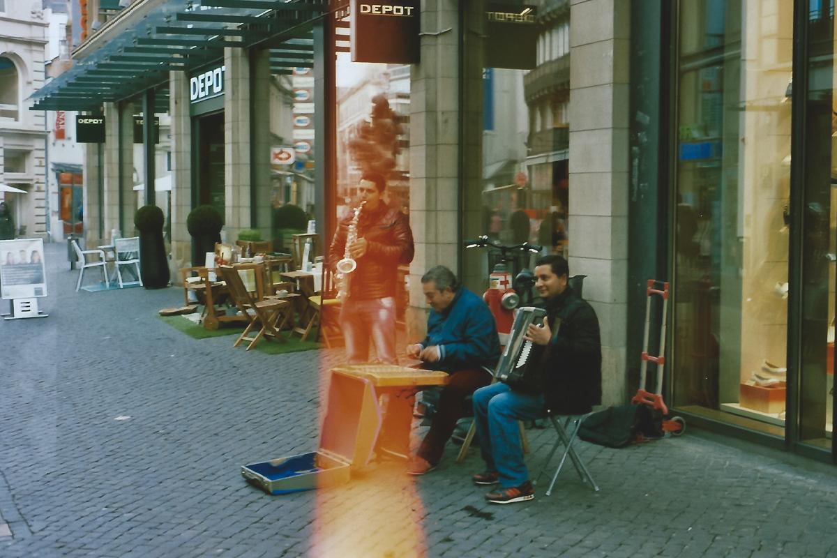 Fußgängerzone Braunschweig